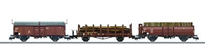 Märklin 058229 - Güterwagen-Set Holzverladung von Märklin