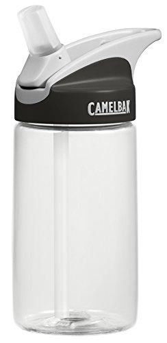CamelBak 1274104040 - Bidón para niños y niñas, 4 litros, color transparente