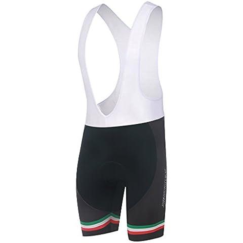 Spoz Men Italy Fashion Cycling Bid Padded Shorts XL