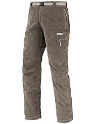 Trango Goym - Pantalón largo para hombre, color marrón, talla M