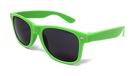 Lunette De Soleil Verte - WSUK - Lunettes de soleil - Homme