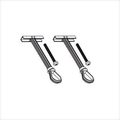 Peerless Metal Stud Fastener Kit, 50/Pack by Peerless Metal Stud Fastener Kit