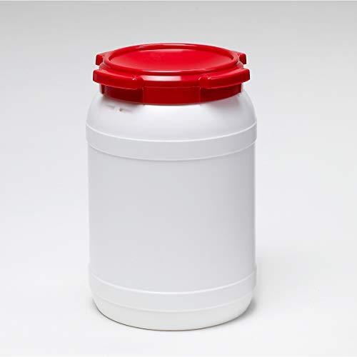 Tonnelet 20 litres - fût conteneur en plastique cuve bidon alimentaire
