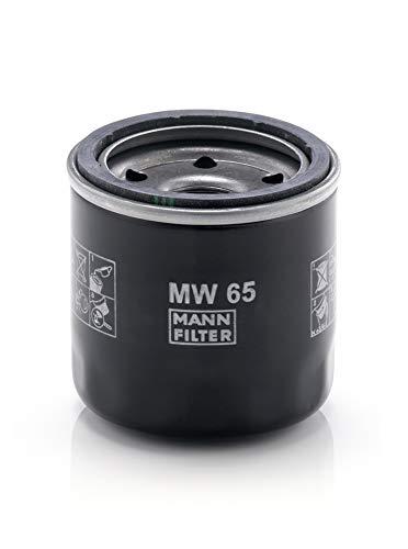 Original MANN-FILTER Ölfilter MW 65 - Für Motorräder