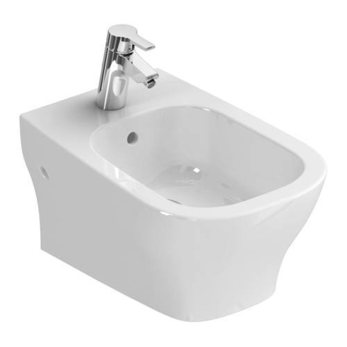 Sanitäranlagen Badezimmer Bidet ideal standard Serie Active
