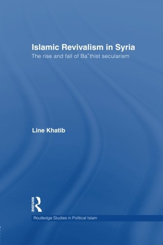 Islamic Revivalism in Syria: The Rise and Fall of Ba'thist Secularism (Routledge Studies in Political Islam)