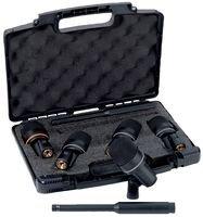 LD Systems D 1017 Mikrofonset für Schlagzeug (7-teilig) (Mikrofon-schlagzeug-set)