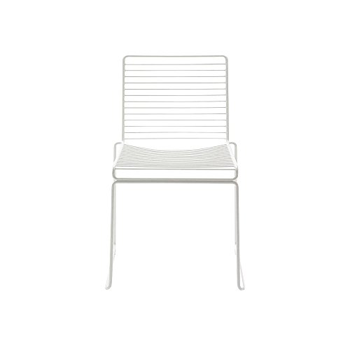 Hee Dining Chair Stuhl Weiss Hay