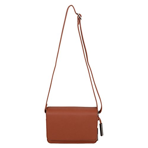 Urban Country-Borsa Messenger, Marrone (Beige) - UCB0030013 Mattone