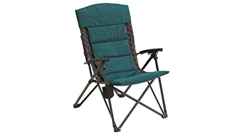 Outwell Weston Hills Chaise Pliante Mixte Adulte, Vert, Taille Uniqu
