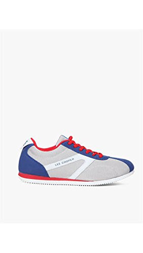 Lee Cooper Running Shoes Grey-blue