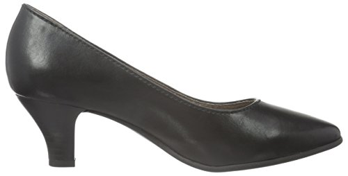 Softline Damen 22466 Pumps Schwarz (Black 001)