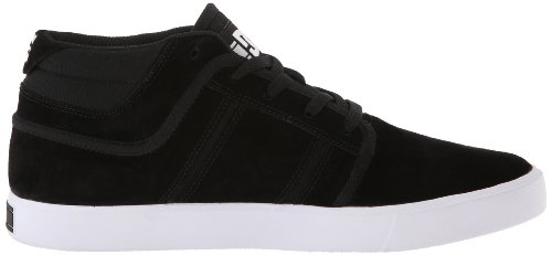 DC Shoes Rd Grand Mid, Sneaker Uomo nero (Schwarz (Black/White))