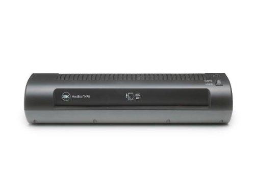 GBC 1701950 Heatseal H75 A3-Laminiergerät laminiert bis zu 250 Micron, 2 x 125 mic, 2 Einstellungen für Foto / Normalpapier