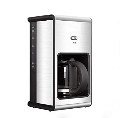 Automatic American drip coffee machine cooking tea household commercial coffee machine 1.5L by Bean coffee