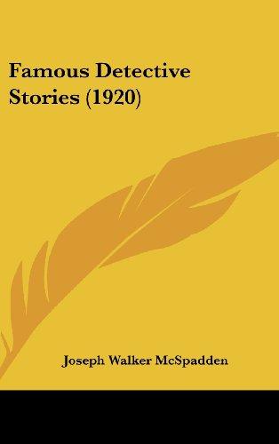 Famous Detective Stories (1920)