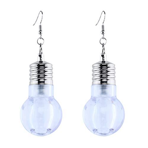 hrringe LED Ohrschmuck für Karneval Party Mädchen Geschenke 1 Paar ()