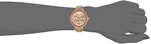 Esprit Damen-Armbanduhr Melanie Analog Quarz Edelstahl beschichtet ES108152003 - 6