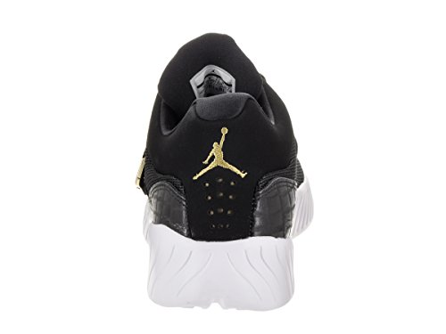 Nike , Baskets mode pour homme black sail racer blue voltage green 005 46 EU black metallic gold white 004