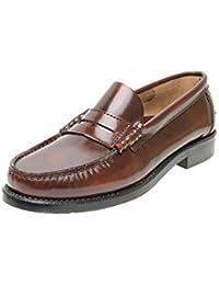 Zapatos Germen 5685 - Blucher Boxcalf, color negro, talla 40