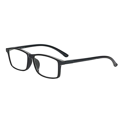 Aroncent Lesebrille TR90 Rahmen Lesehilfe Sehhilfe Computer Lesebrille Augenoptik Flexibel Arbeitsplatzbrille Dioptrien +1.0-4.0 für Damen Frauen