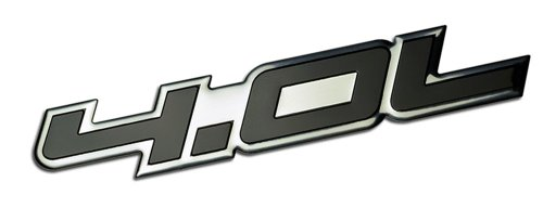 40l-liter-embossed-black-on-highly-polished-silver-real-aluminum-auto-emblem-badge-nameplate-for-chr