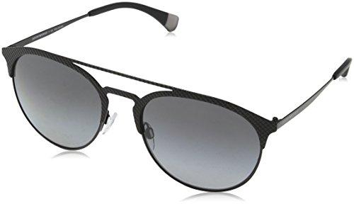 Emporio Armani Damen 0EA2052 3014T3 56 Sonnenbrille, Schwarz (Black//Polargreygradient),