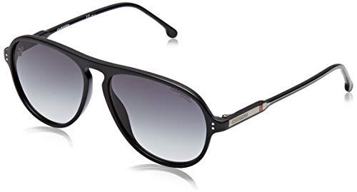 Carrera Unisex-Erwachsene 198/S Sonnenbrille, Mehrfarbig (Mtt Black), 57