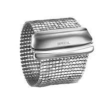 Idea Regalo - Breil TJ1266 - Bracciale da donna, acciaio inossidabile, 180 mm