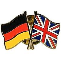 Flaggenfritze/® Freundschaftspin Deutschland Gambia