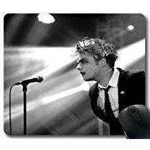 Gerard Way W32N2I Gaming Mouse Pad / tappetino per topo, Personalizzato Mousepad