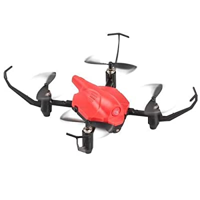 Venom VN47 Battle Hawks Combat Drones Battle Game That Includes RC Two Drones with Altitude Hold, 2.4G, Headless Mode and One-Touch Stunt Button For Indoor and Outdoor Use