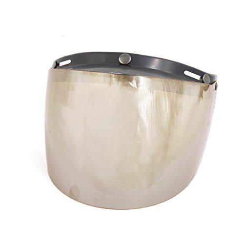 sourcingmapr-newton-argent-3-snap-casque-moto-ancienne-visiere-protection-objectif-adapte