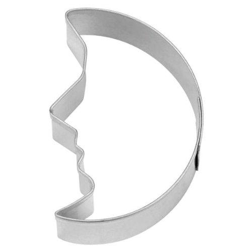 ter, silber,, Weißblech, silber, 5,5 cm (Halloween-fondant Cutters Uk)