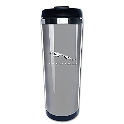 Adhra Lucky Jaguar Logo Mug/café thermos en acier inoxydable et bouteille thermos