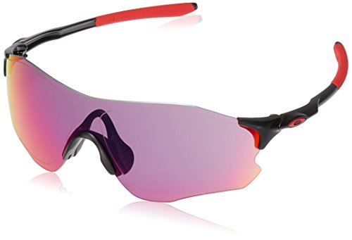 Oakley Herren 0OO9308 Sonnenbrille, Braun (Polished Black), 40