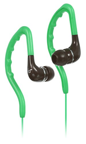 KitSound Enduro In-ear Sweatproof Green