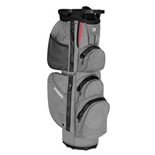 OGIO Alpha Aquatech 514 Hybrid Cart Bag, Charcoal