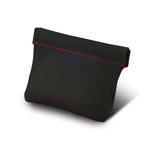 yosoo 2PU Leder Ersatz Tragetasche Tasche Wallet für iPhone Beats HTC Kopfhörer Zubehör (Htc Beats Audio-fällen)