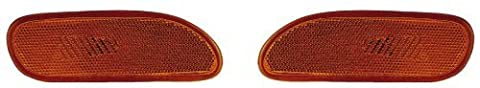 MITSUBISHI ECLIPSE PAIR SIDE MARKER LIGHT 95-99 NEW by Eagle