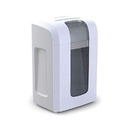 Aktenvernichter Elektro-Aktenvernichter Durchgehendes Papierschnitzel 1 Stunde Papierschnitzel/Karton/CD 6 Körner -