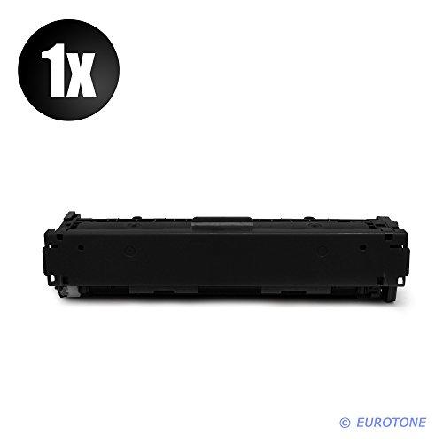 Preisvergleich Produktbild 1x Eurotone Toner für Canon I-Sensys MF 623 624 628 8230 8280 Cw cw cn Cn ersetzt 6272B002 731BK