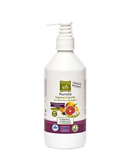 nuvola-sapone-liquido-con-aloe-vera-biologica-antibatterico-naturale-e-ph-55