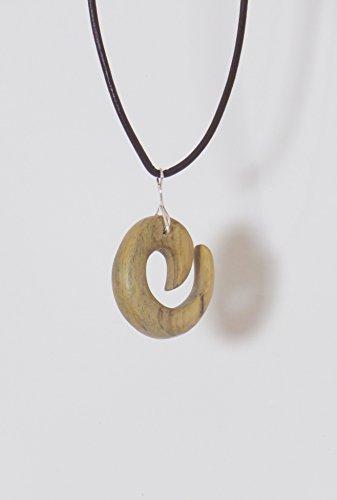 collier-homme-ou-femme-en-bois-debene-blanc-du-laos-collection-les-celtiques