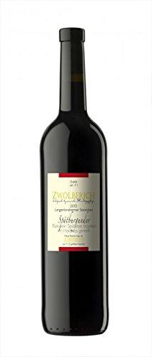 2015er Weingut im Zwölberich Spätburgunder Rotwein trocken, holufassgereift | 0,75L edler Demeter Rotwein von der Nahe (Bio)