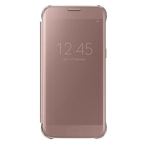 Samsung Clear View Cover für Galaxy S7, roségold