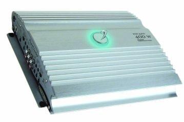 Planet Audio REM4200, 4-Kanal Mosfet Endstufe, Leistung MAX @ 4 Ohm: 400, Verstärker (Planet Audio-verstärker-fernbedienung)