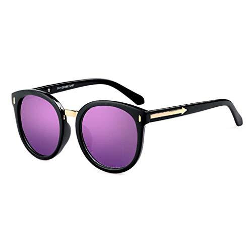 YIWU Brillen Netz rot Gleicher Absatz Sonnenbrille Weibliche Star Brille Polarisiertes Licht Sonnenbrille Weiblich Hipster 2019 Korea Persönlichkeit Pfeil Brillen & Zubehör (Color : 4)
