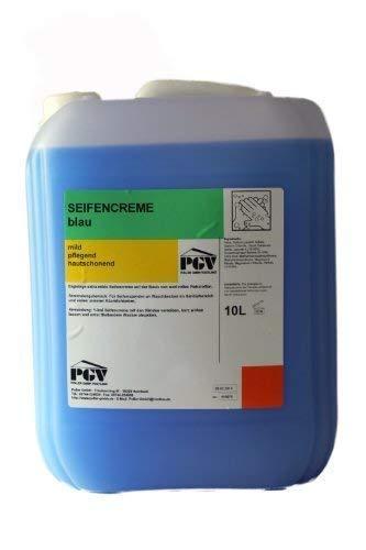 Seife - BLAU - Cremeseife Seifencreme Flüssigseife 10 Liter
