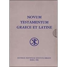 Novum Testamentvum Graece et Latine: Catholic Version - Clean Type